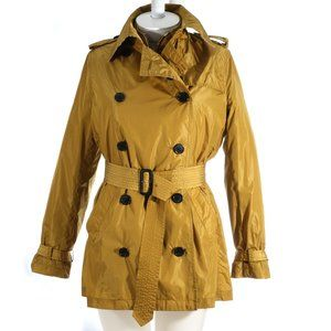 BURBERRY LONDON layered coats Trench Over Jacket